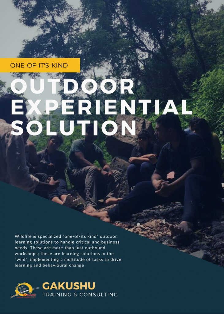 Outdoor Experiential Solution